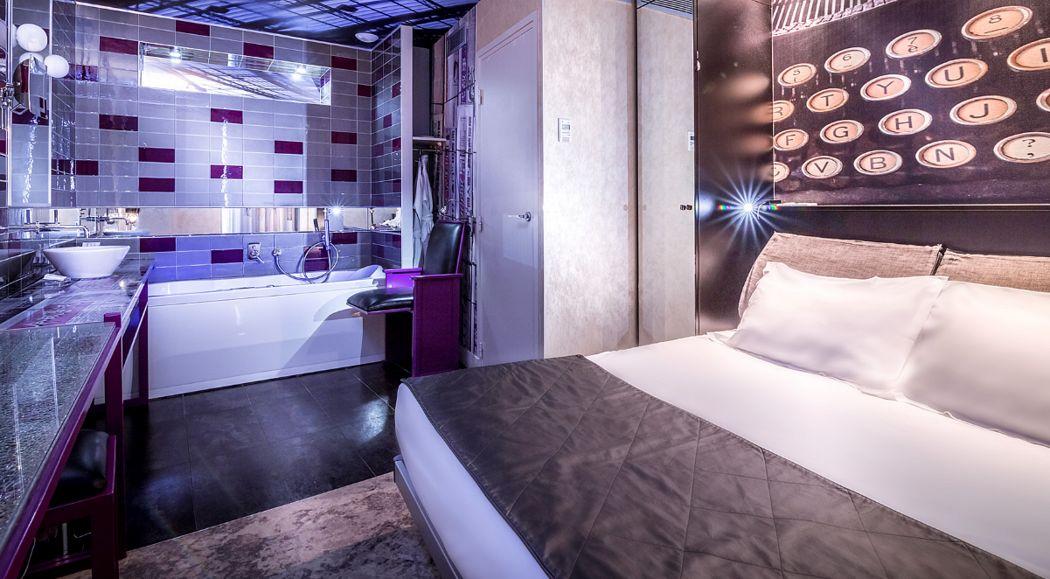 SANDRINE ALOUF Architecture d'interieur - Chambre à coucher Divers Mobilier Lit Lit  |