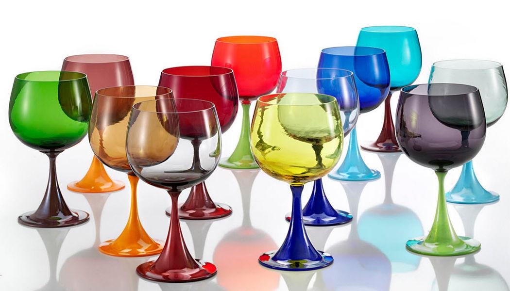 NASONMORETTI Service de verres Services de verres Verrerie  |