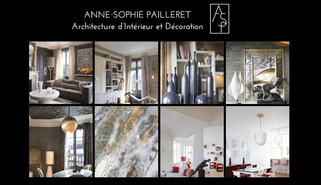 ANNE-SOPHIE PAILLERET  |