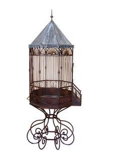 Fd Mediterranee - Cage à oiseaux