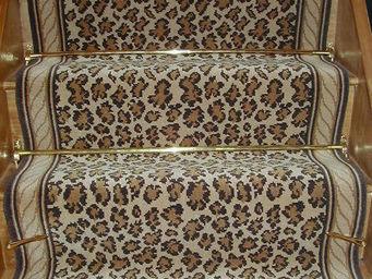 Moquettes A3C CARPETS - tapis pour escaliers leopard 1217 - Tapis D'escalier