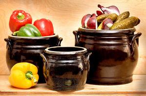 Boleslawiec Pot à cornichon