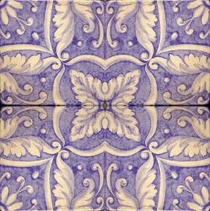 Bleu Provence Carrelage de sol terre cuite