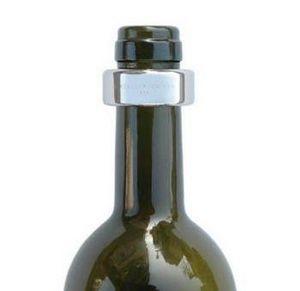 Collier anti-goutte de bouteille