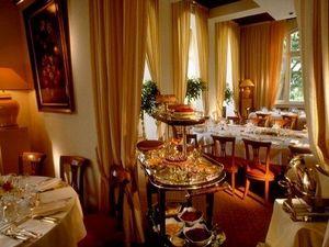 Royal Ermitage Evian Idées : Salles à manger d'Hôtels
