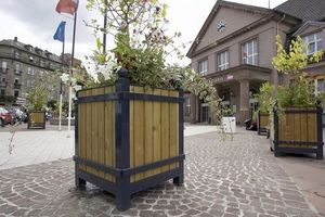 L'atelier Soleil Ferronneries Bac d'orangerie