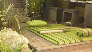 Coussin de siège de jardin