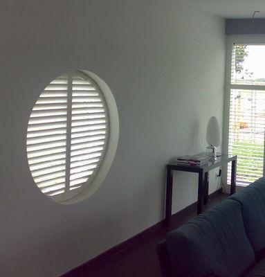 déco : rideau occultant pour oeil boeuf - argenteuil 38, rideau