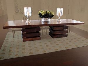 Seventhdesign -  - Table De Repas Rectangulaire