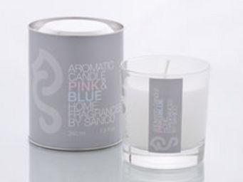 SANICO - pink&blue - Bougie Parfum�e