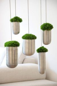 ASZTALOS -  - Suspension Pot De Jardin