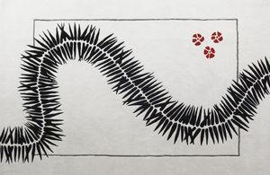 NAJA UTZON POPOV - botanica ayaki - Tapis Contemporain