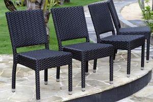 wood-en-stock -  - Chaise De Jardin