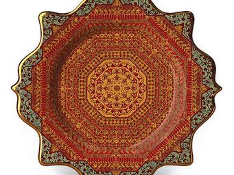L'OBJET - tabriz dinnerware - Assiette Plate
