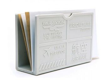 Manta Design - porte-enveloppes design grey - Bac À Courrier