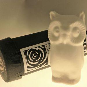 CITIZEN BIO - coffret chouette - sculpture parfumée en savon bla - Savon