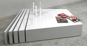 L'ATELIER BY ULTRA -  - Table Basse Forme Originale