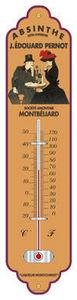 Cartexpo - absinthe pernot - Thermomètre
