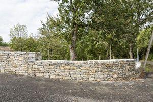 Occitanie Pierres -  - Mur Muret