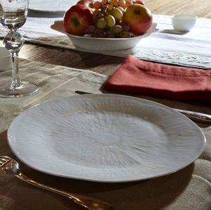 PORCELAINES JACQUES PERGAY -  - Assiette Plate