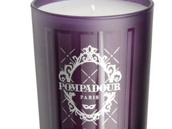 POMPADOUR - tubéreuse - Bougie Parfumée