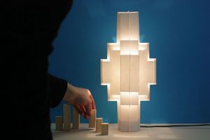 WELL WELL DESIGNERS - monumento - Lampe � Poser