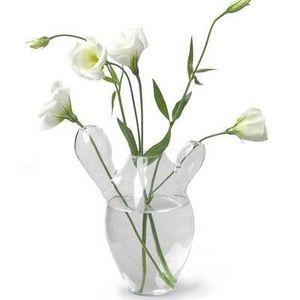 Tung Design - vase en verre cactus - Vase � Fleurs