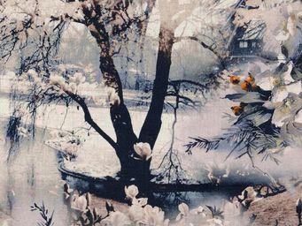 JEAN PAUL GAULTIER / Lelievre - vagabond - Tissu D'ameublement