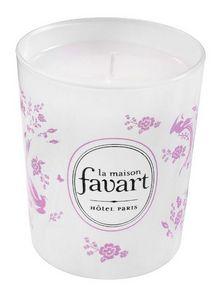 LA MAISON FAVART -  - Bougie Parfum�e