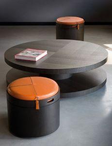 Wildspirit - lazy suzan - Table Basse Ronde