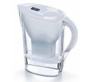 BRITA - carafe filtrante marella cool blanche - Carafe Filtrante