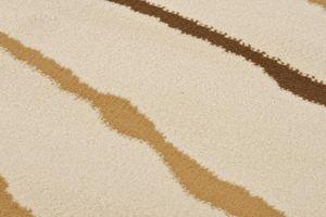 NAZAR - tapis contempo 80x150 ivory - Tapis Contemporain