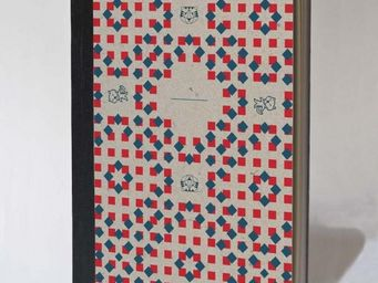 LEON FLAM - carnet a5 papier tigre - Carnet De Notes