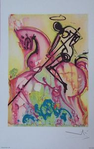 ARMAND ISRA�L -  - Lithographie
