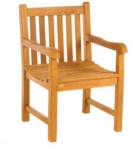 MEDICIS FRANCE - fauteuil de jardin en teck - Fauteuil De Jardin