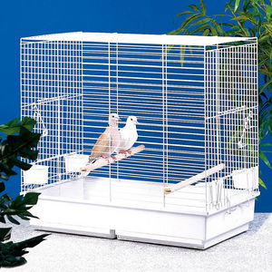 ZOLUX - cage liberty pour tourterelles ou grandes perruche - Cage À Oiseaux