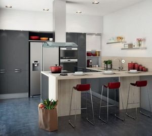 Socoo'c - city graphite - Cuisine Contemporaine
