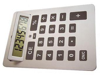 INVOTIS - calculatrice avec écran inclinable - Calculatrice