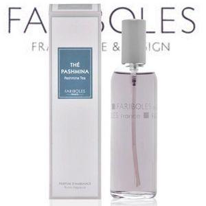 Fariboles - parfum d'ambiance - th� pashmina - 100 ml - farib - Parfum D'int�rieur