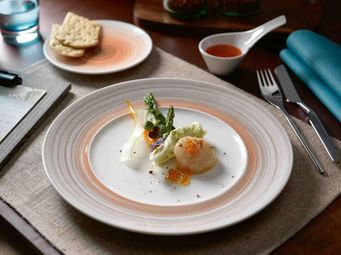 Villeroy & Boch - Arts de la Table - amarah - Assiette Plate