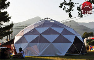 Yurta Red Sun -  - Voile D'ombrage
