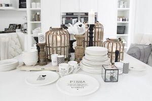RIVERDALE -  - Assiette Plate