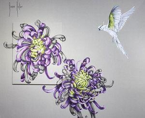 AURORE HETIER -  - Revêtement Mural