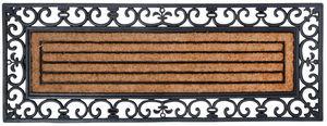 BEST FOR BOOTS - paillasson grandes portes en caoutchouc et coco 12 - Paillasson
