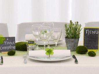 TABLE DE REVE - champêtre - Décoration De Table