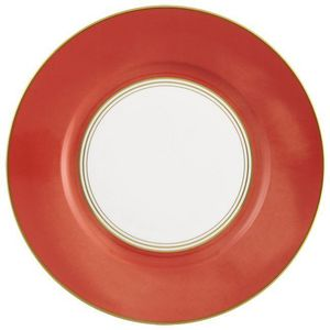 Raynaud - cristobal rouge - Assiette Plate