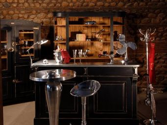 Antic Line Creations -  - Comptoir De Bar