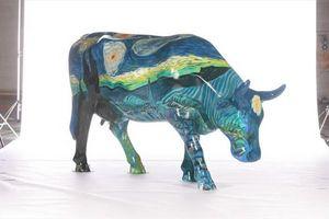 COWPARADE -  - Sculpture Animalière