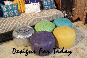 DESIGNS FOR TODAY -  - Pouf