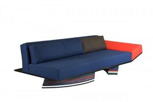 DIDIER MARFAING MOBILIER -  - Canap� 3 Places